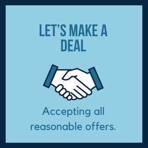 Other - Let's negotiate  🤝